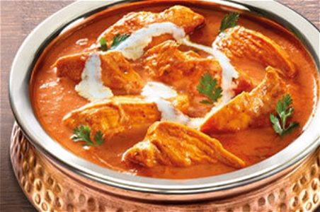 Foto Butter chicken